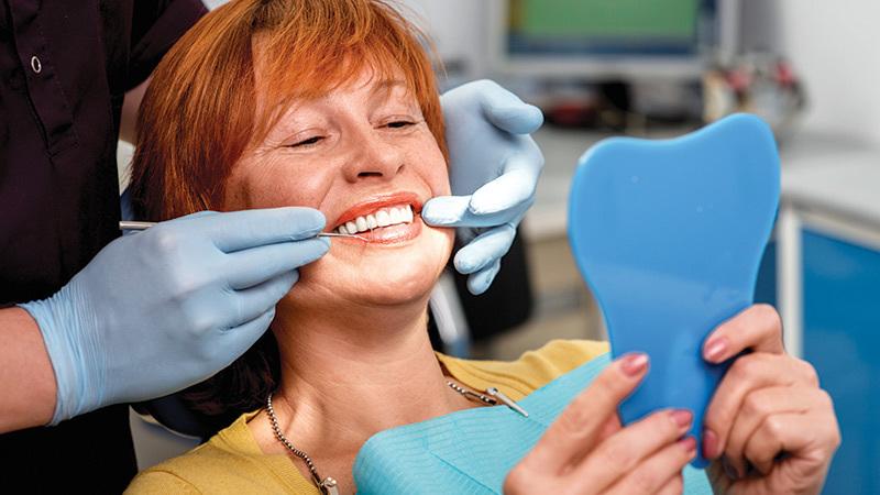 Trattamento Di Igiene Orale Professionale Realizzato Presso Lo Logo Trattamento Di Odontoiatria Conservativa, Presso Lo Studio Dentistico Dental Competence Di Grosseto