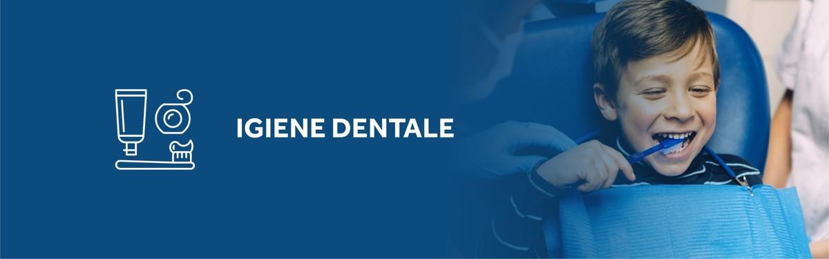 Copertina per trattamento igiene dentale presso lo studio dentistico Dental Competence di Grosseto