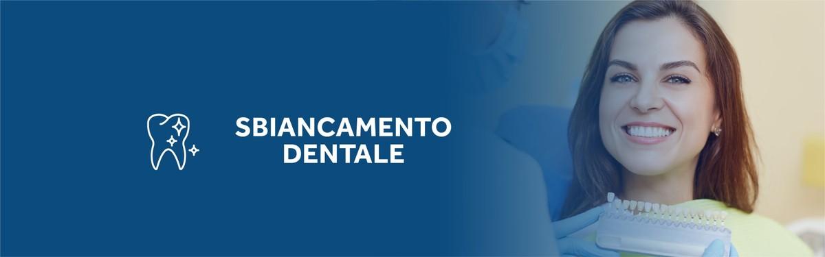 Copertina per trattamento sbiancamento dentale professionale presso lo studio dentistico Dental Competence di Grosseto